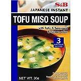 S&B Miso Soup Instant Tofu - 30 gr