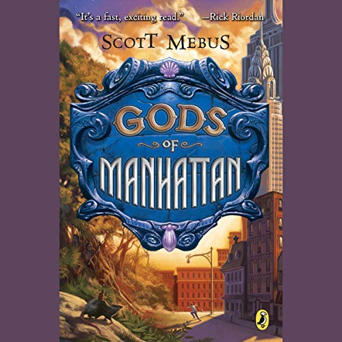 Gods of Manhattan Titelbild