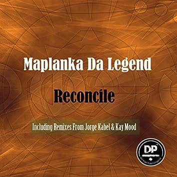 Reconcile (Including Jorge Kabel & Kay Mood Remixes)
