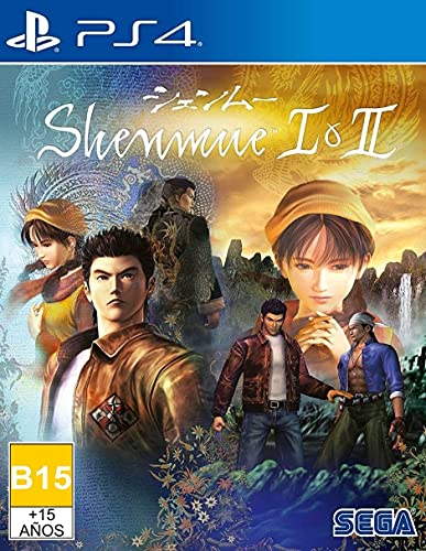 Shenmue I & II for PlayStation 4 [USA]