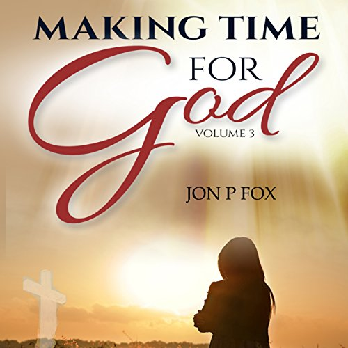 Making Time for God audiobook cover art