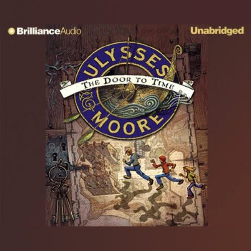 Ulysses Moore cover art