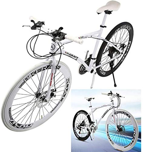 Trekkingrad Trekking Bicycle Cross Trekking Bikes 26 Inch MTB Adult Land Gearshift Steel Frame Bicycle Variable Speed ​​Bicycle