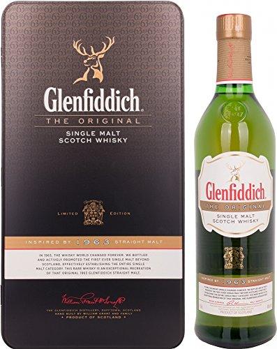 Glenfiddich Glenfiddich The Inspired By 1963 Straight Malt Limited Edition 40% Vol. 0,75L In Giftbox - 750 ml