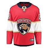 Fanatics Florida Panthers Breakaway NHL Trikot Home Rot -