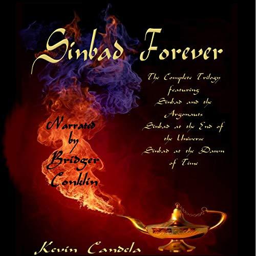 Sinbad Forever cover art