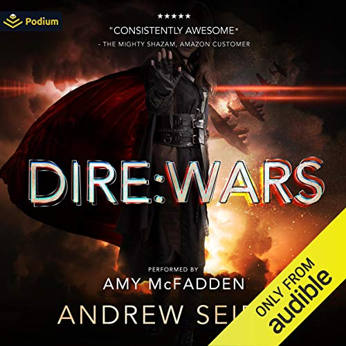 Dire: Wars Audiobook By Andrew Seiple cover art