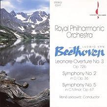Leonore-Ouvertüre / Sinfonien 2, 5
