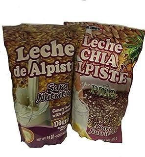 Leche de Alpiste con Alcachofa-Alpiste con Chia y Piña (2)