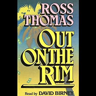 Out on the Rim audiobook cover art