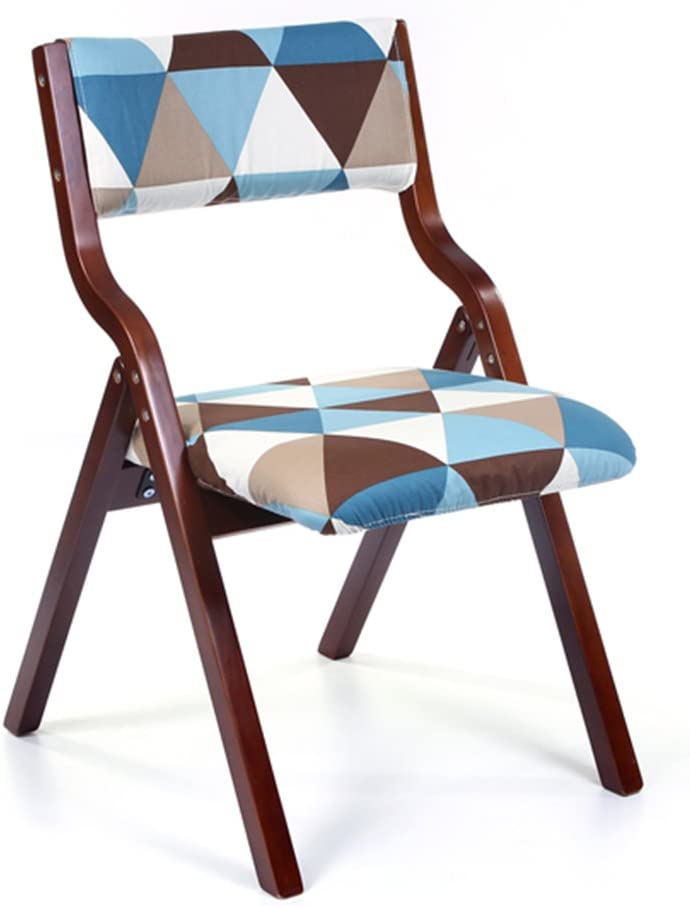 Chair - folding New item Year-end annual account stool home back dining chair modern minimalist