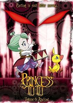 Princess Tutu Vol 6  Abschied