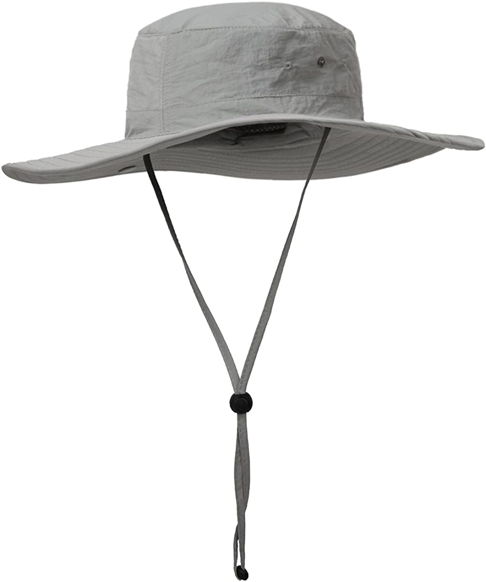 Surblue Wide National products Brim Fishing Tulsa Mall Sun Hat for UPF50+ Men and UV Pr Women