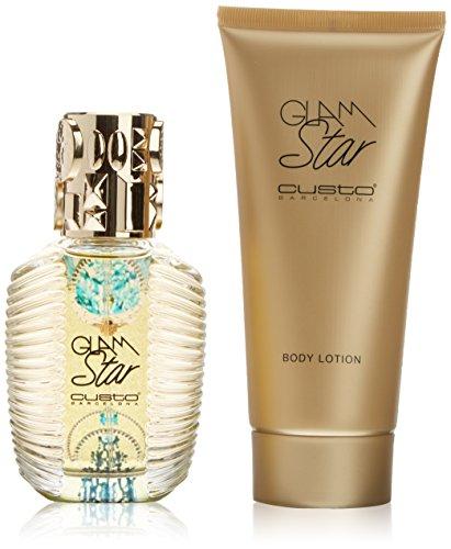 Custo Glam Star Eau De Toilette 100Ml Vapo. + Body Milk 200Ml