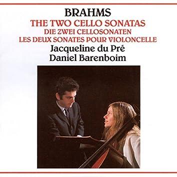 Brahms: The Two Cello Sonatas
