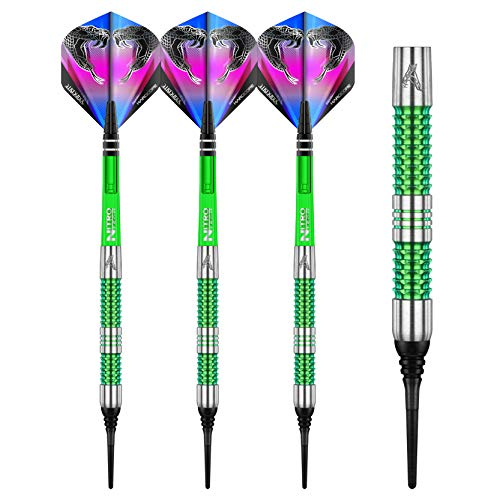 Red Dragon Peter Wright Snakebite Mamba Softdarts