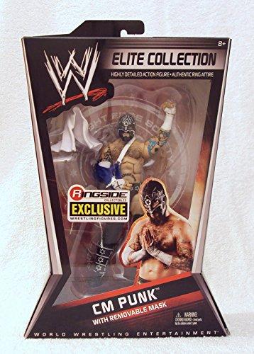 WWE cm Punk Ringside Collectables Wrestling-Figur