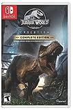 OFFICIAL JURASSIC WORLD EVOLUTION SWITCH : Walkthrough