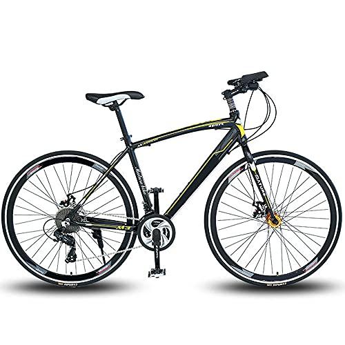 Dewei Neumático Gordo Bicicleta de montaña Bicicleta para Adultos Bicicleta de montaña absorción de Impactos Estudiante Bicicleta de montaña Velocidad Todoterreno Playa muñeco de Nieve
