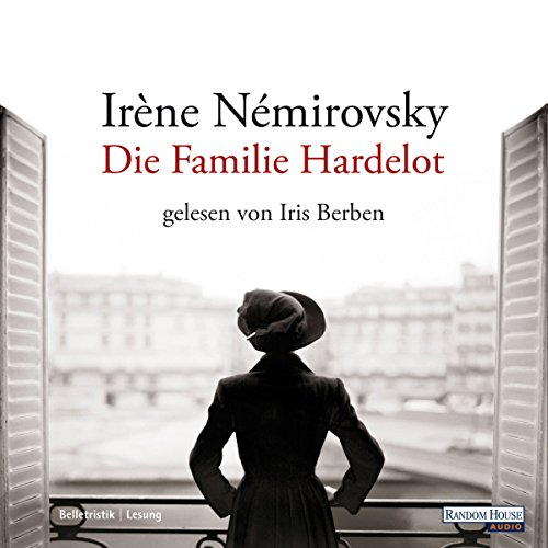 Die Familie Hardelot audiobook cover art