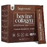 Pure Hydrolysed Grass Fed Bovine Collagen Powder - 500g - 90% Collagen Peptides Protein Supplement, Hair, Skin, Nail & Joints Powder, Men & Women, Keto Health Shake, Natural Beef Protein, 38 Servings