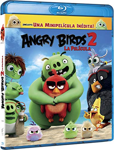 Angry Birds 2 (BD) [Blu-ray]