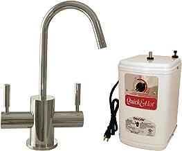 "Westbrass D2051HFP-05 Hot Water Dispenser, 10"", Polished Nickel"