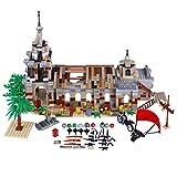 GUOGUO Militär Bausteine Spielzeug Military Army Waffen und Zubehör Set für SWAT Team Polizei Soldaten Mini Figuren Kompatibel mit Lego