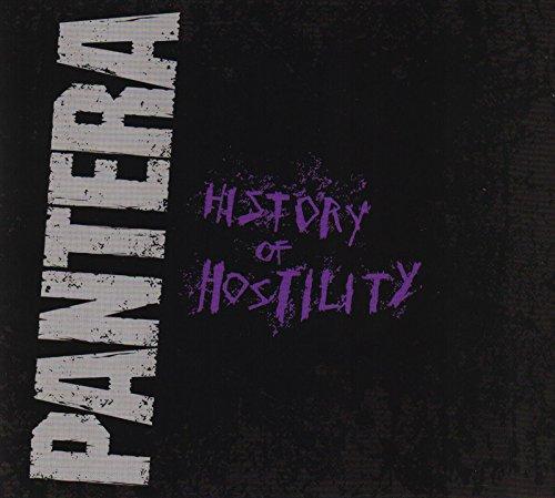 History Of Hostility [CD]