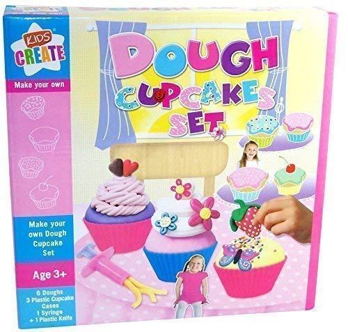 Fabriquez Vos Propres Pâtes à Cupcakes - Sets Fabrication Moulage Play Toy Pour Enfants