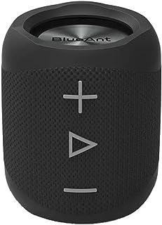 Bluetooth BlueAnt X1 Portable Bluetooth Speaker, Black, Black, (X1-BK)