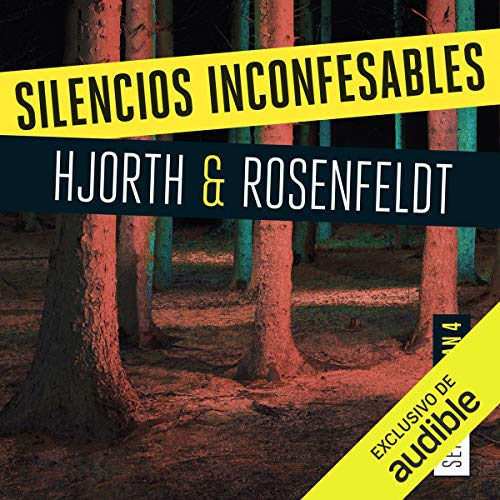 Silencios inconfesables audiobook cover art