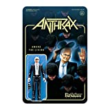 Super7 Anthrax Among The Living Preacher Reaction Figure 3.75 inches