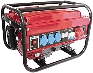 comprar comparacion Generador electrico gasolina 230/380V 5500w trifasico monofasico x3 deposito 15L