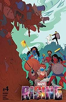 Marvel Rising (2019) #4 (of 5) by [Nilah Magruder, Audrey Mok, Rob Di Salvo]