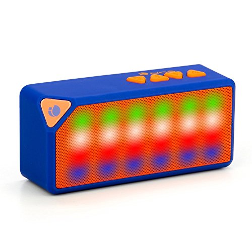 NGS Blue Roller Flash - Altavoz Bluetooth