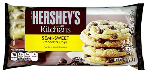 Hershey's Chocolate Chips - Semi-Bitter - 340 g