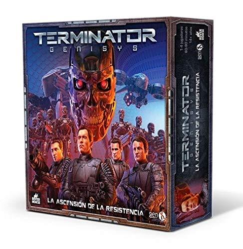GENX Terminator Genisys: La Ascension de la Resistencia - Juego de Mesa [Castellano]