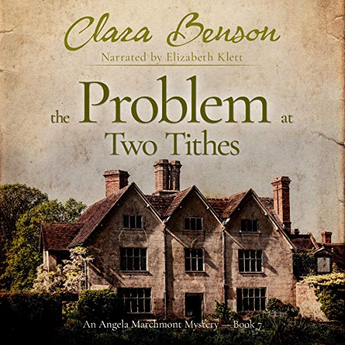 The Problem at Two Tithes audiobook cover art