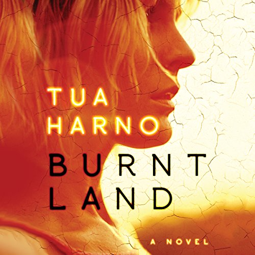 Burnt Land audiobook cover art