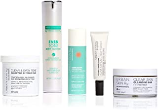 Urban Skin Rx Acne and Dark Spot Control Package