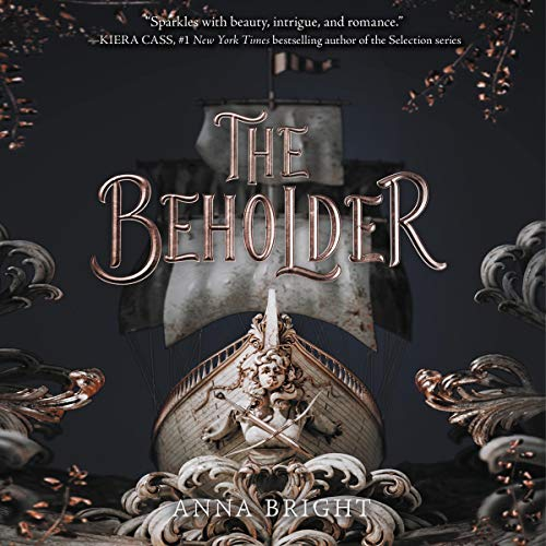 The Beholder audiobook cover art