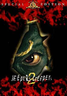 Jeepers Creepers 2 Movie Poster (27 x 40 Inches - 69cm x 102cm) (2003) Style B -(Ray Wise)(Jonathan Breck)(Travis Schiffner)(Jaii Isaac Sanchez)(Nicki Lynn Aycox)(Drew Bell)