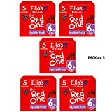 Ella's Kitchen Smoothies de Frutas (The Red One) 90g (total de 25 bolsas)