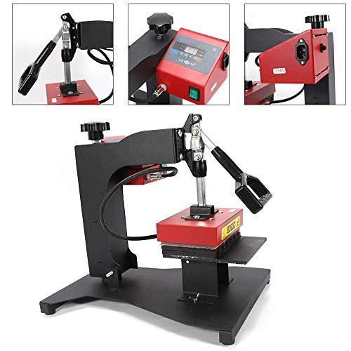 DiLiBee 6 Pcs Stylo Chaleur Presse Machine Sublimation...