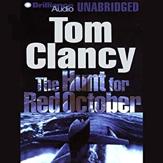 The Hunt for Red October                   By:                                                                                                                                 Tom Clancy                               Narrated by:                                                                                                                                 J. Charles                      Length: 16 hrs and 43 mins     5,559 ratings     Overall 4.5