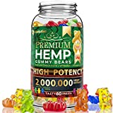 Fun & delicious alternative - You surely won't forget taking one of these daily! Ditch your bitter hemp tablets and pills for these yummy edibles. It tastes great and smells oh so good! Nutrent-rich treat - Nothing beats the health benefits of pure a...