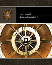 Best finite mathematics 7th edition waner and costenoble Reviews