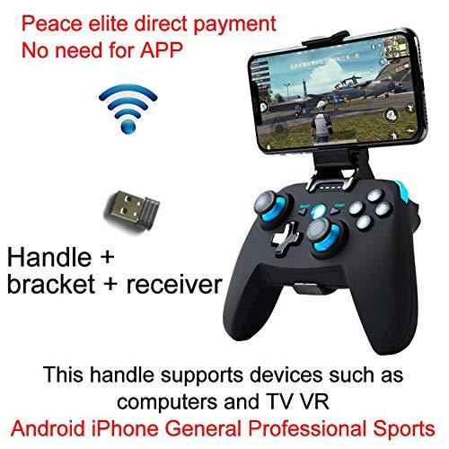 Gamepad Game Pad Joystick móvil para Android Celular Celular PC PS3 Trigger Controller Joypad inalámbrico Computadora Smartphone
