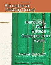 Kentucky Real Estate Salesperson Exam: Licensing Practice Test